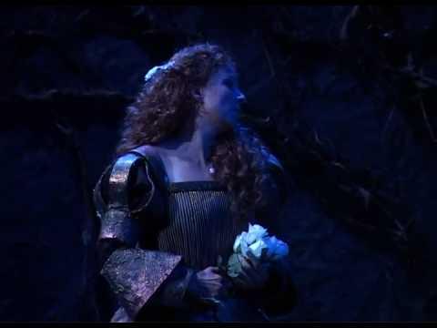 Aria de Melibea en La Celestina de Nin-Culmell - Gloria Londoño