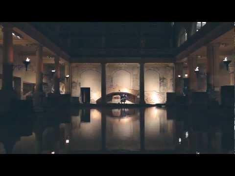 Spanish Guitar, Granada (Albeniz), ancient Roman Baths, Jon Pickard, Classical Wedding Guitar (HD)