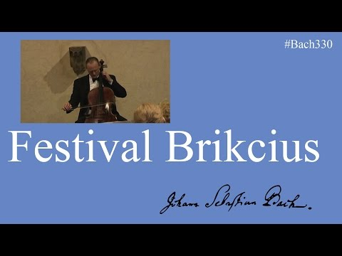 PF 2015! - Happy New Year 2015 - Festival Brikcius & #Bach330