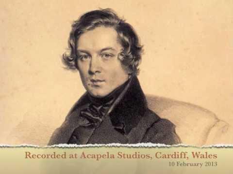 Widmung - Schumann