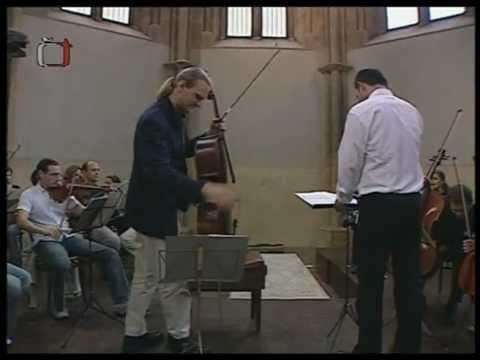Koncert 7 Svící (J. Talich - dirigent, F. Brikcius - violoncello & Talichův komorní orchestr)