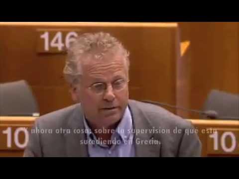 Daniel Cohn-Bendit sobre la crisis griega