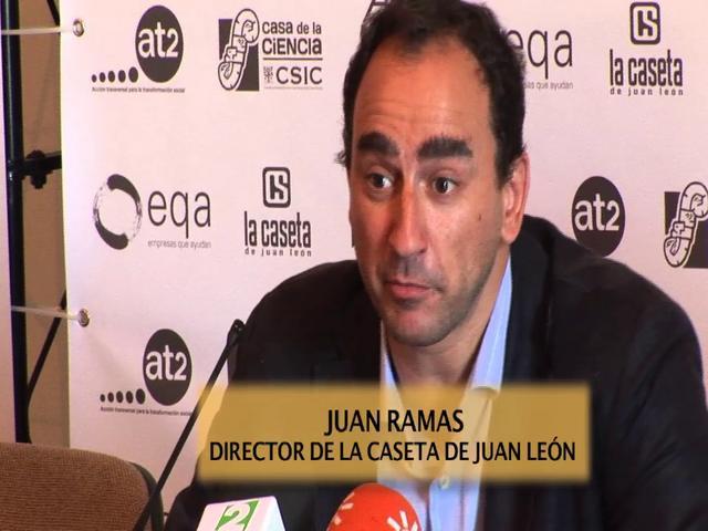 Presentación de EQA en Sevilla