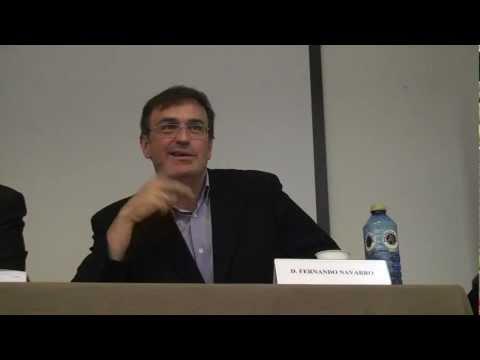 Presentación libro de RSC de Fernando Navarro en la EPIC (parte 7 y última)