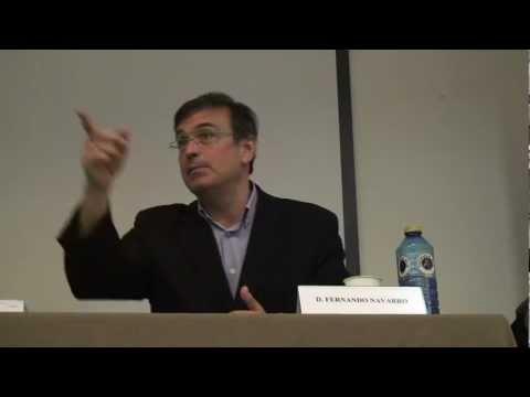 Presentación libro de RSC de Fernando Navarro en la EPIC (parte 6)