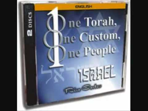 2 One Torah, ONE Custom, One People, Israel -Rico Cortes