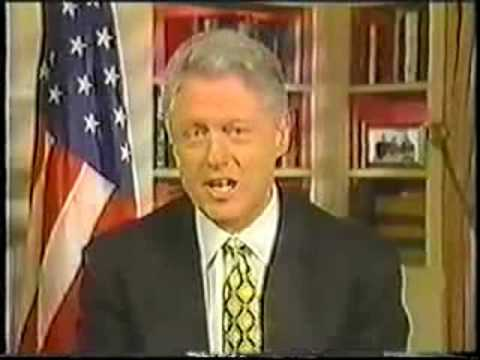 President Clinton Endorses Network Marketing & Direct Selling