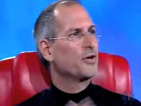 Steve Jobs explains the rules for success - Build a TEAM