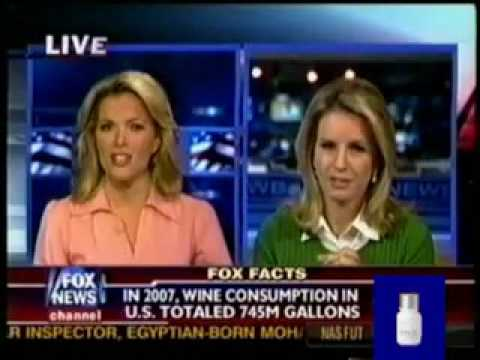 Fox News On Reseveratrol Muscadine's have the Highest Level's of Resveratrol than any other grape!