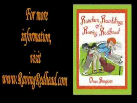 Book Trailer:  Random Ramblings of a Raving Redhead