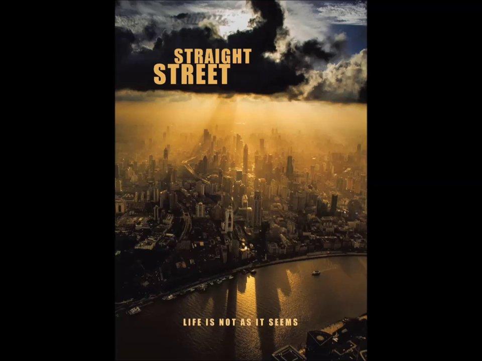 A Video for my Christian Novel, Straight Street