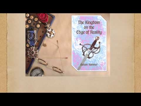 """""""The Kingdom on the Edge of Reality"""" Virtual Book Tour April 20 - May 20 2015"""