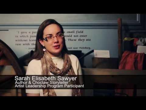 Smithsonian National Museum of the American Indian Artist Leadership Program - Sarah Elisabeth