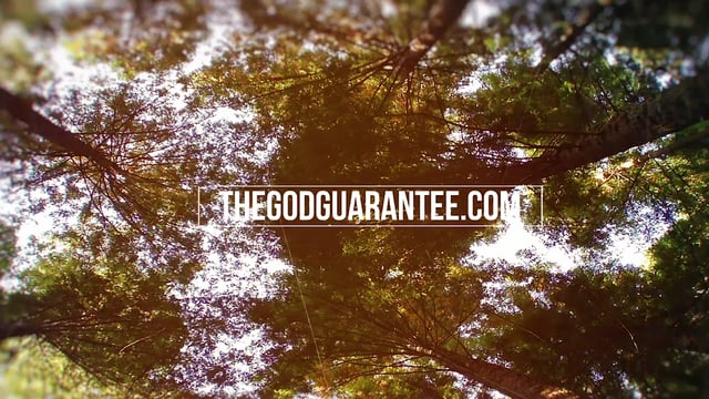 The God Guarantee Book & Online Course Trailer