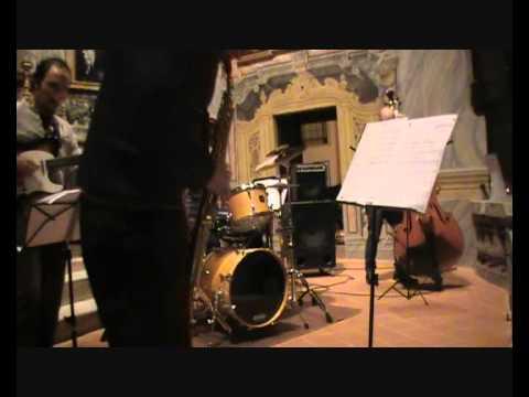 Matias: Filippo Cosentino Trio w. Javier Girotto @ San Giuseppe in Jazz.