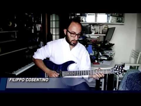 M.O.V. Guitars Viola SP24FrHSH - Demo by Filippo Cosentino