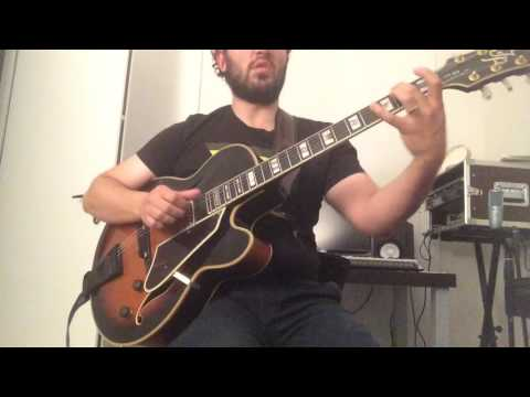 Cherokee - Filippo Cosentino guitar solo