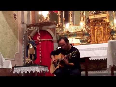 Letters from home - Filippo Cosentino Guitar solo at Tastar de Corda Music festival