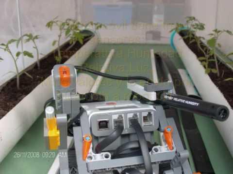 Agro-Robótica / GreenHouse