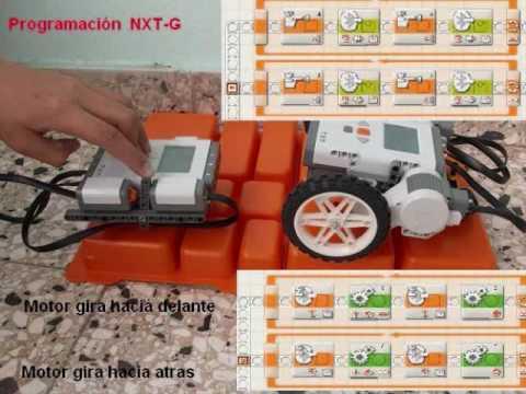 Comunicación  Bluetooth  Lego NXT