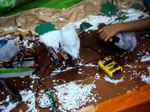 Robótica Educativa Lemmings-Lobo Ártico