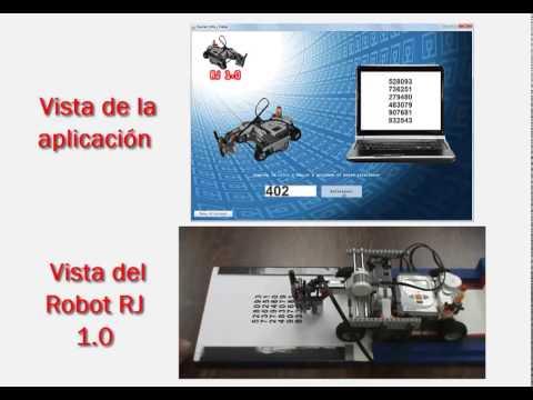 Reconocimiento de patrones utilizando un robot movil para el trazado de una trayectoria