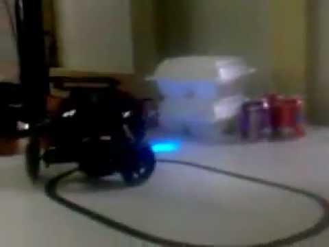 ROBOT OMNIDIRECIONAL ARDUINO