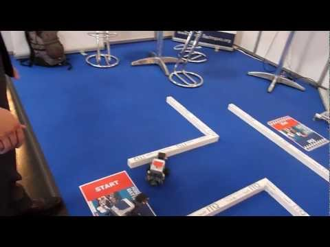 Controla el Lego NXT con el sensor Kinect