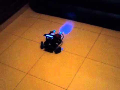 Robot Omnidireccional, Arduino duemilanove