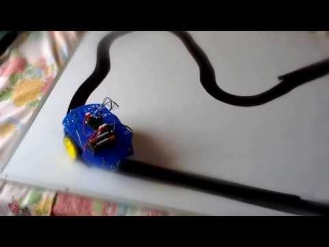 Robot seguidor de lineas
