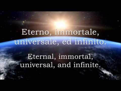 LA PREGHIERA DEL GUERRIERO (The Warrior's Prayer)