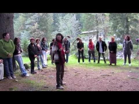 Convegno Ecopsicologia - Val Masino 2011