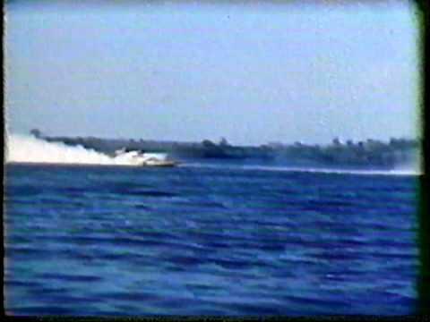 International Cup Regatta, Elizabeth City, NC 1954 Unlimited Hydroplanes