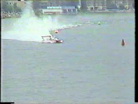 1982 Detroit Gold Cup Final Heat