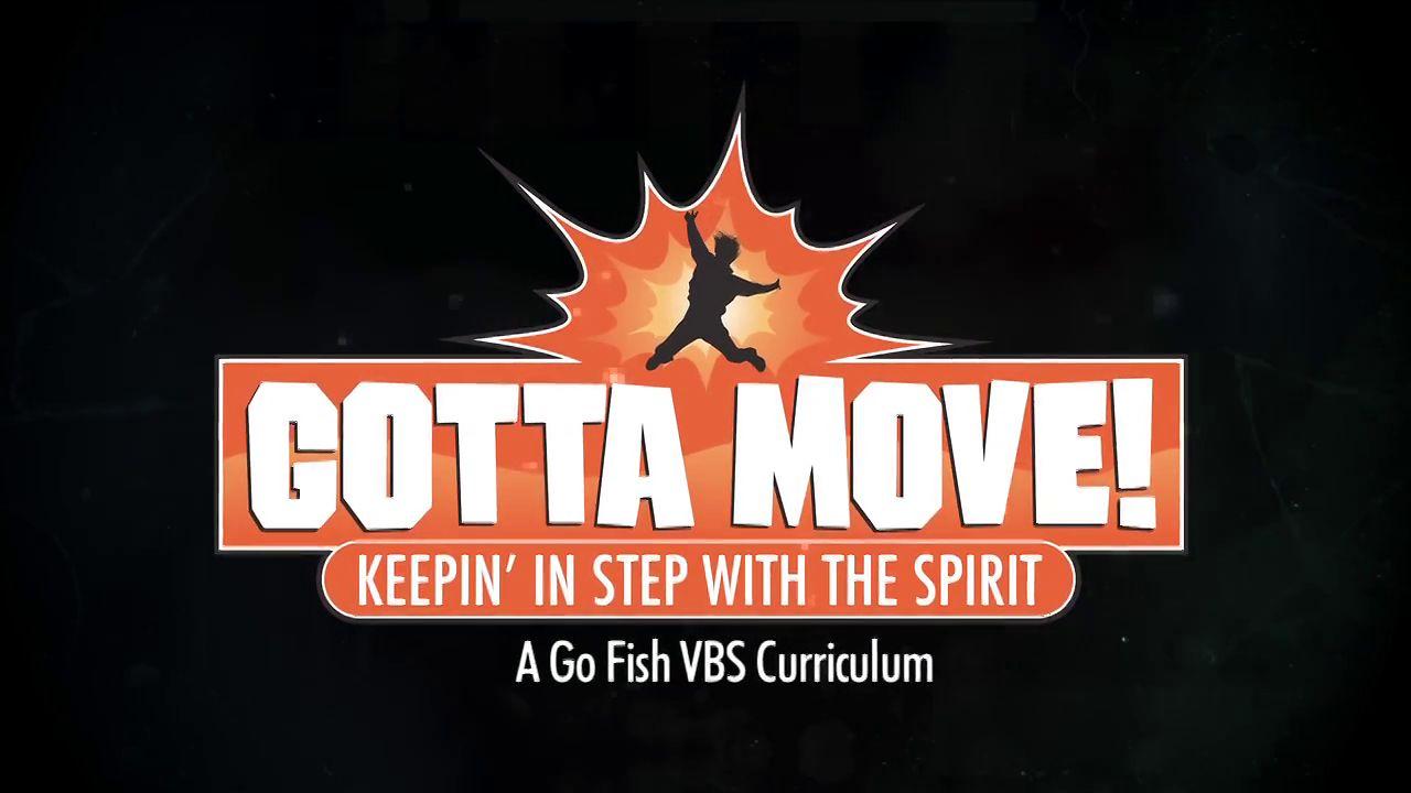 Go Fish - Gotta Move! 2013 VBS Trailer