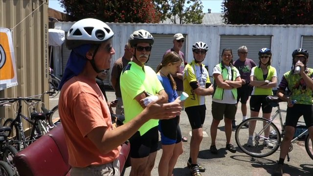CycleMAYnia's Tour De Tent 2013