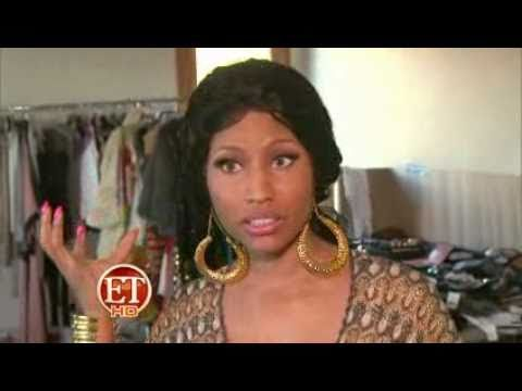 Nicki Minaj - Right Thru Me (Official Video)