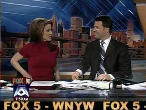 April Brucker on Good Morning NY