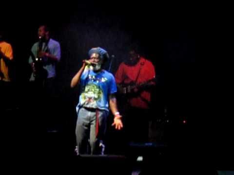 "Burning Spear ""Slavery Days"" Live @ Prospect Park: Celebrate Brooklyn"