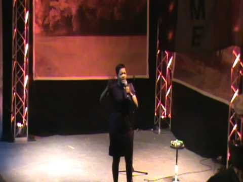 I don't have any kids-Stand Up Comedy by Shatara Curry