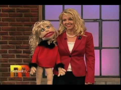 April Brucker on Rachel Ray