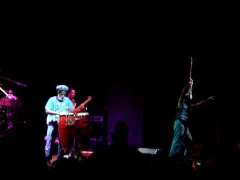 "Burning Spear ""Old Marcus Garvey' Prospect Park, Brooklyn 7-30-09"