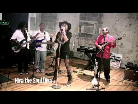 Niva the Soul Diva does Rihanna  Nicki Manaj and Otis Redding