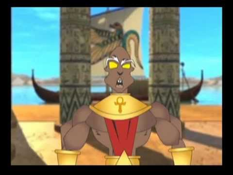 Afro-Man & The Protectors Of The Book Of Knowledge - Episode 1 - Promo Clip