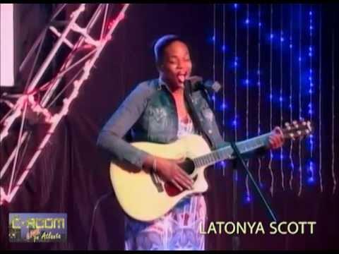 """"""" STAND"""" LATONYA SCOTT"""