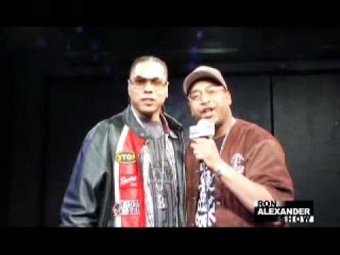 Ron Alexander TV Show (Hip Hop) Part 2