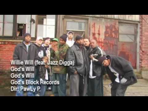 """CHRISTIAN HIP HOP - Willie Will """"God's Will"""""""