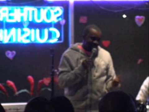 Elyon Bless The Mic Comedy - Comedian Ace Brown Live