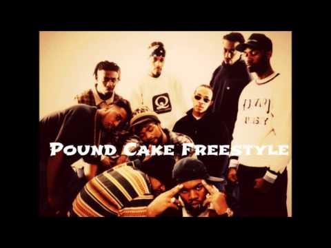 Soul -  Pound Cake Freestyle