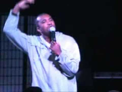 Stand Up Comedy-Ace Brown Is Funny-